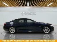 2014 BMW 5 Series 2.0 520D M SPORT 4d 188 BHP Saloon Diesel Automatic