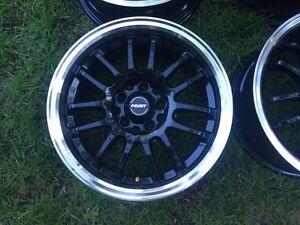 15x6.5 Mag wheels 5x100 / 5x114.3 Jantes roues