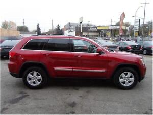 2011 JEEP GRAND Grand CHEROKEE LAREDO 4X4 WE FINANCE ALL Edmonton Edmonton Area image 4