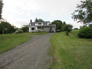 House for Sale just outside Digby
