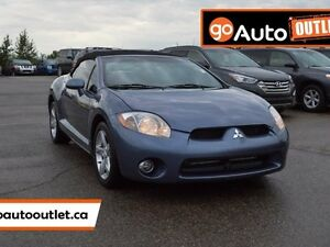 2007 Mitsubishi Eclipse Spyder GS 2dr Convertible