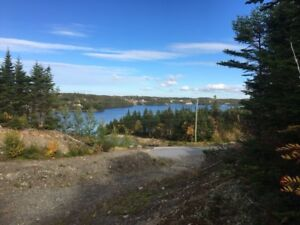 Overlooking Goose Pond - New Country Lot