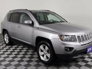 2014 Jeep Compass w/SNOW TIRES, KEYLESS ENTRY, CRUISE CONTROL, A