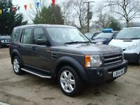 2005 LAND ROVER DISCOVERY 2.7 Td V6 HSE 5dr Auto + 7 SEATS + SAT NAV + SUNROOF