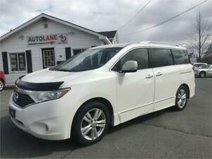 2013 Nissan Quest SL LOADED Only 142000km Sharp