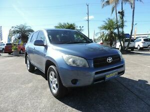 2006 Toyota RAV4 ACA33R CV Blue 5 Speed Manual Wagon Caboolture Caboolture Area Preview