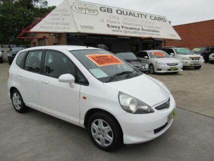 2007 Honda Jazz MY06 GLi Automatic !! Continuous Variable Hatchback Granville Parramatta Area Preview