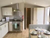 Willerby Skye luxury 3 bedroom caravan Mullion Lizard Cornwall Sophistication