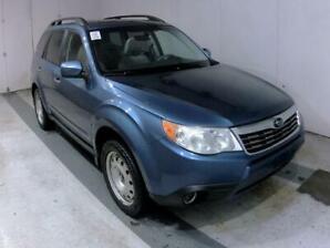 2010 Subaru Forester X Touring