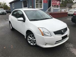 2012 Nissan Sentra 2.0 S  Car Loans Available for Any Credit