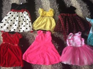 Gril dresses btw size 3 and 5