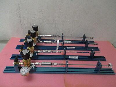 4 Kinetics Gas Line, Tescom 44-2213-242-010, Pall SGLFPF6402VMM4, Swagelok