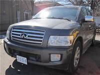 2004 Infiniti QX56 8 passenger  • 156,000 KM • | LOADED! |