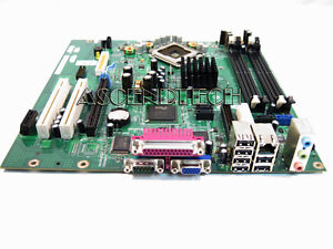 DELL OPTIPLEX GX620 HH807 F8098 X9682 HJ780 MD525 CJ334 DESKTOP PC MOTHERBOARD