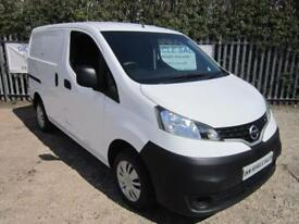 NISSAN NV200 1.5 DCI ACENTA PANEL VAN 2014 (14) ONLY 55K FSH ONE PREVIOUS OWNER!