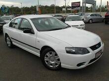 2008 Ford Falcon BF MkII XT (LPG) White 4 Speed Auto Seq Sportshift Sedan Wacol Brisbane South West Preview