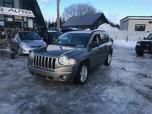 Jeep compass awd 2007