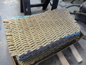 Reclaimed Rope Mats
