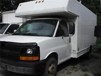 2004 Chevrolet Express 6.0 GAS CUBE VAN 14 Foot NICE! $9,900 OBO Prince George British Columbia Preview
