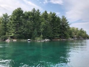 Big Basswood Lake Waterfront Vacant Land available!