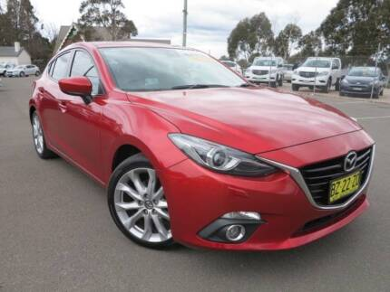 2014 Mazda 3 SP25 GT Sunroof and Safety Pack