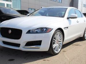 2017 Jaguar XF SuperCharged - $344 Biweekly - 3 Year lease @ 0%