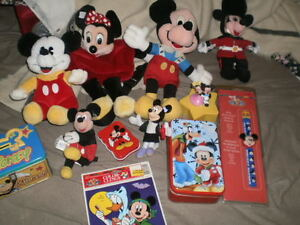 mickey and minnie mouse assortment