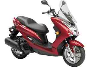 YAMAHA LAVAL : SCOOTER SMAX 155, S MAX,  LIQUIDATION :
