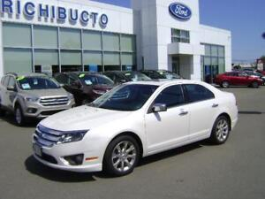 2011 Ford Fusion SEL AWD