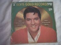 Vinyl LP Elvis Gold Records Vol 4 RCA Victor SF 7924