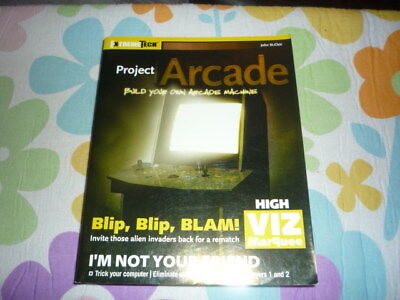 Project Arcade: Build Your Own Arcade Machine (Wiley Red Books)  Own Arcade Machine