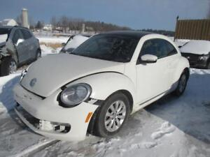 2013 Volkswagen Beetle Coupe Comfortline **BRANDED SALVAGE**