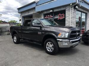 2016 Ram 2500 SLT 4X4 Outdoorsman Crew Cab HEAVY DUTY