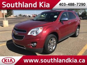 2014 Chevrolet Equinox LTZ AWD **LEATHER-SUNROOF!**