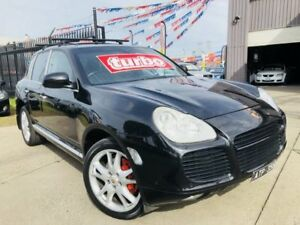 2004 Porsche Cayenne Turbo Black 6 Speed Tiptronic Wagon Brooklyn Brimbank Area Preview