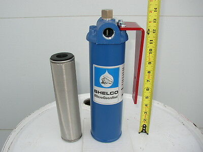 New 40 Micron Cleanable Fuel Oil Filterwaste Oil Heaterburnerfurnacewvo