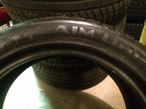 205/50R17 General Exclaim UHP tires London Ontario image 4