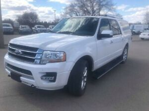 2015 Ford Expedition MAX Limited *NO ACCIDENTS*