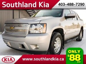 2008 Chevrolet Avalanche Crew Cab **4x4-SUNROOF-LEATHER**