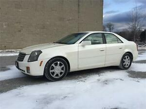 2003 Cadillac CTS Automatic/Sharp Car/Certified