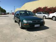 1999 Toyota Corolla AE101R CSi Seca Green 4 Speed Automatic Liftback Newport Hobsons Bay Area Preview