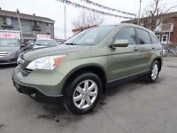 2008 HONDA CR-V EX-L (AUTOMATIQUE, AWD, CUIR, TOIT, MAGS, FULL!)