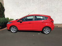 1.4 TDI Ford Fiesta- RED 12 Months MOT £5575