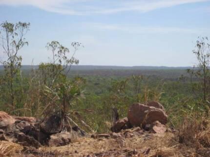 20 acres Escarpment block, Eva Valley, 10min's from Batchelor