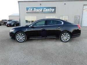 2013 Lincoln MKS EcoBoost Twin Turbo AWD