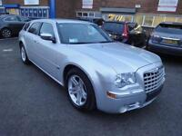 LHD 2006 Chrysler C300 CRD Tourer Automatic UK REGISTERED