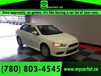 *2015 Mitsubishi Lancer GOOD ON GAS, BUILT TO LAST ONLY $133 BW!