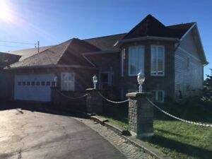 STURGEON FALLS - BEAUTIFUL HOME WITH NUMEROUS RECENT UPGRADES