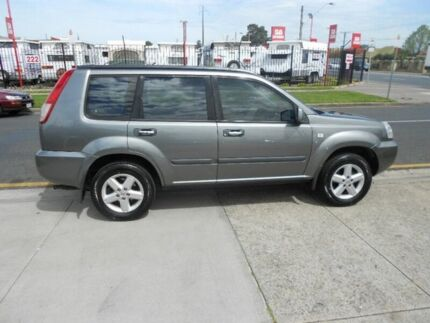 2006 Nissan X-Trail T30 II MY06 ST-S 40th Anniversary Gold 4 Speed Automatic Wagon Blair Athol Port Adelaide Area Preview