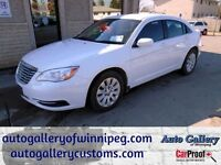 2013 Chrysler 200 LX *Only 6,006kms*
